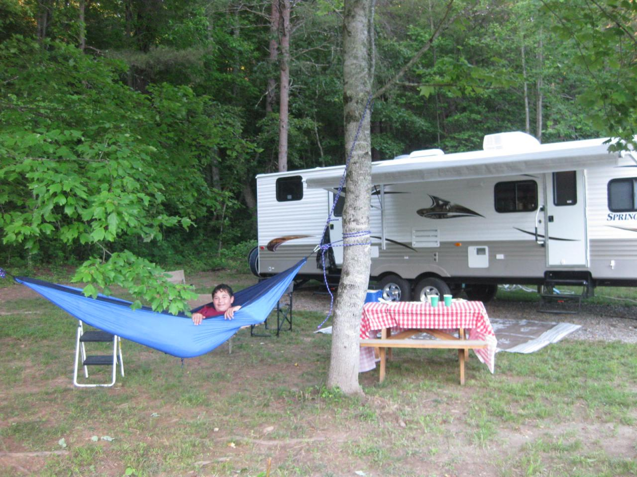 Persimmon Creek Campground Family Activities